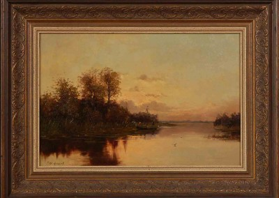 Cornelis J. Wickevoort  (1868-1910)